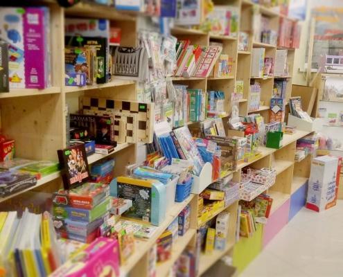 Магазин развивающих игрушек в Гатчине