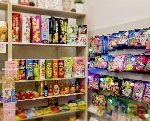 Сладости из Европы и США в Гатчине - Juicy Sweets